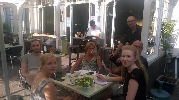 Café Trianon !