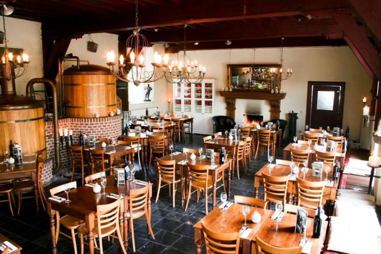 Restaurant de Hemel !