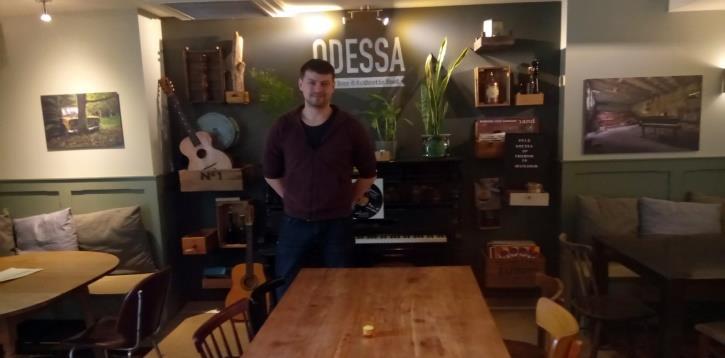 Restaurant Odessa !